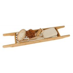Support de baignoire, bambou