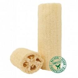 Loofah sponge, bleached,...