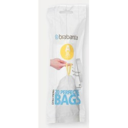Garbage bags perfectfit a,...