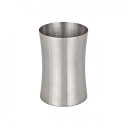 Gobelet pieno mat acier inox