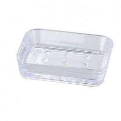 Transparent candy soap dish