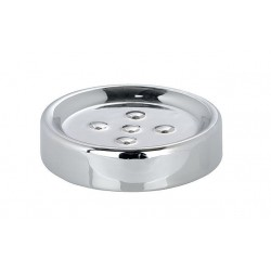 Porte-savon polaris chrome...