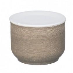 Pot à coton nebo marron