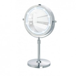 Cosmetic mirror with led...
