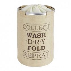 Laundry basket ringo beige...
