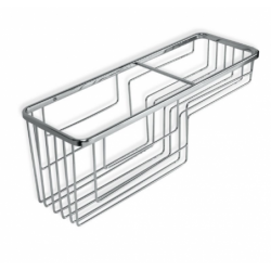 Rectangular metal shelf...