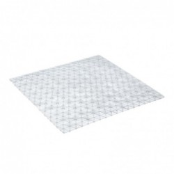 Bath mat 54x54 translucent...