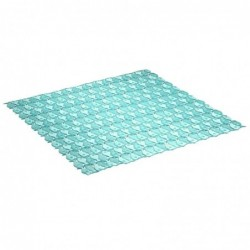 Shower mat 54x54 turquoise