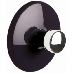 Bowl adhesive hook black