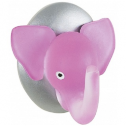 Dumbo crochet adhésif pink
