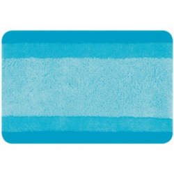 Balance tapis de bain türkis