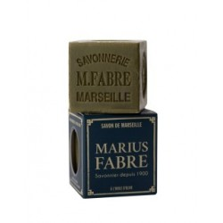 Green Marseille soap 200 g...