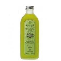Organic relaxing shower gel...