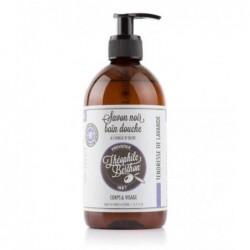 Liquid black soap for the...