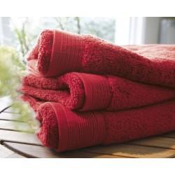 Guest towel plain cherry...