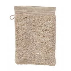 Gant uni sable 16cmx22cm