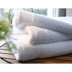 Maxi serviette UNI Blanc...