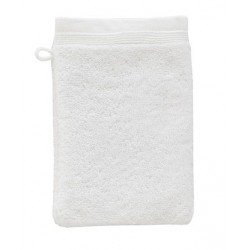 Gant uni blanc 16cmx22cm