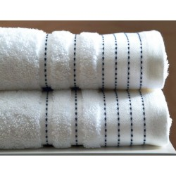 Maxi serviette sir blanc...
