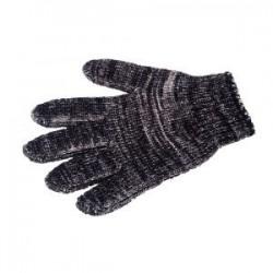 Bamboo charcoal fiber glove