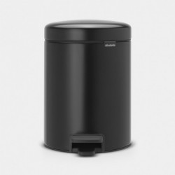 Newicon 5 liter pedal bin -...