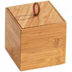Box with lid s terra, bamboo
