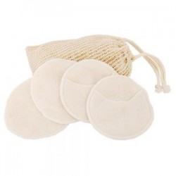 Bamboo makeup remover disc...