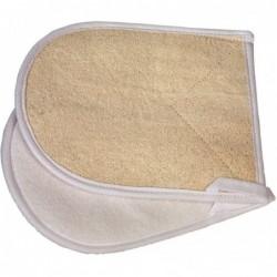 Gant de massage biface