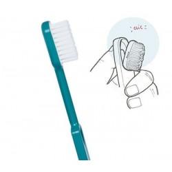 Brosse à dents tête...