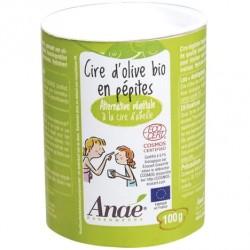 Cire d'olive bio en pépites...
