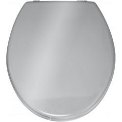 Abattant WC Prima argent