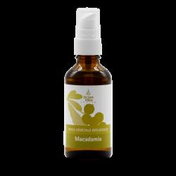 Huile végétale - macadamia...