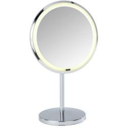 Miroir cosmétique x5 à...