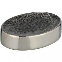 Nuria Soap Dish Silver /...