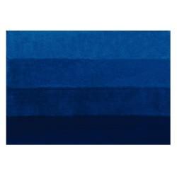 Four Bath Mat 55x65 Blue