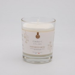 Candle - Patchouli Musk - 180g