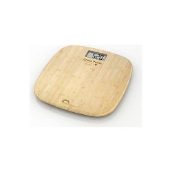 Personal scales - Bamboo - USB