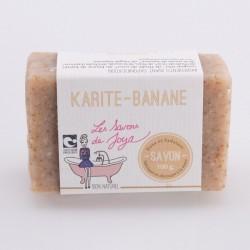 Savon Karité, Banane - 100g