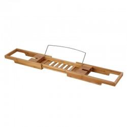 Ponte extensível de bambu...