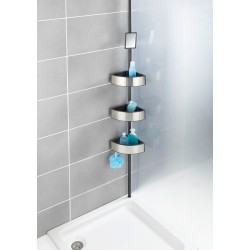 Étagère d'angle de douche...